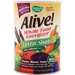 Alive Multivitamin - Ultra Shake (Rice & Pea Protein) Apple-Cinnamon